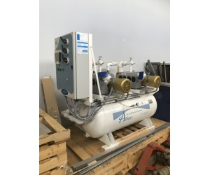 TK873 - Amico Air and Vacuum Systems V-RVL-D-120G-TH-L-050 Vacuum System (2018)