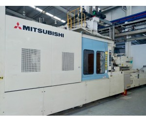 TK751 - Mitsubishi 1300MM III W-240 Injection Molding Machine (2000)