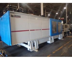 TK783 - Cincinnati Milacron Powerline NT750 130 Injection Molding Machine (2005)