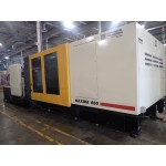 TK785 - Ferromatik Milacron Maxima 650 Injection Molding Machine (2005)