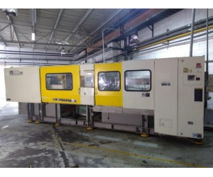 TK836 - Toshiba ISGS390V10-19 Injection Molding Machine (2000)