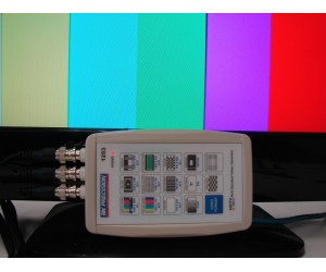 TK97 - BK Precision 1253 Handheld HDTV Pattern Generator