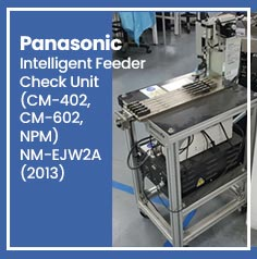 TK685 - Panasonic Intelligent Feeder Check Unit (CM-402, CM-602, NPM) NM-EJW2A (2013)