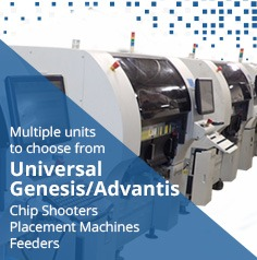 TK75 - UIC - placement machines, PTF and feeders
